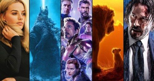2019 Summer Movie Montage Trailer Will Get You Hyped and