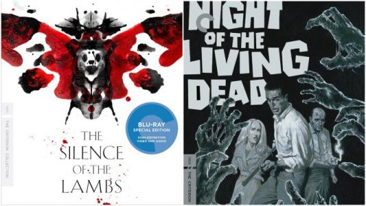New Blu-ray Releases: 'The Silence of the Lambs' and 'Night of the Living Dead' From the Criterion Collection