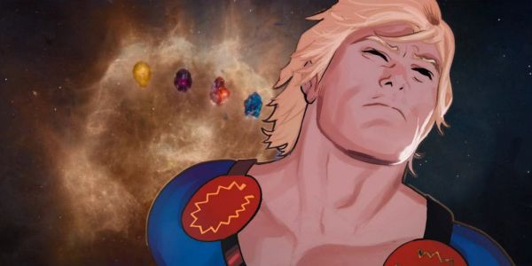MCU Theory: The Eternals Are Created By The Infinity Stones