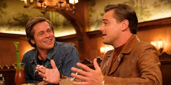 Brad Pitt And Leonardo DiCaprio Reveal Why It's Great To Work With Other A-Listers