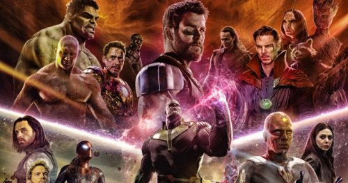 Iron Man 3 Director Disses Infinity WarShane Black appeared at