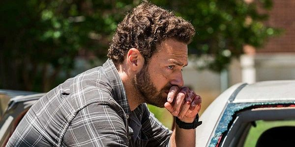 Aaron's New Storyline Was Decided On Before Anyone Made A Rick Connection