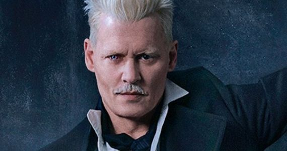 J.K. Rowling Responds to Controversial Johnny Depp Casting in Fantastic Beasts 2