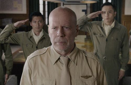 Bruce Willis' Air Strike To Get U.S. Release After Being Scrapped in China
