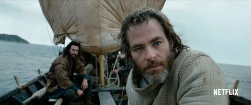 'The Outlaw King' Trailer: Chris Pine Dons a Beard and a Scottish Accent in Netflix Epic