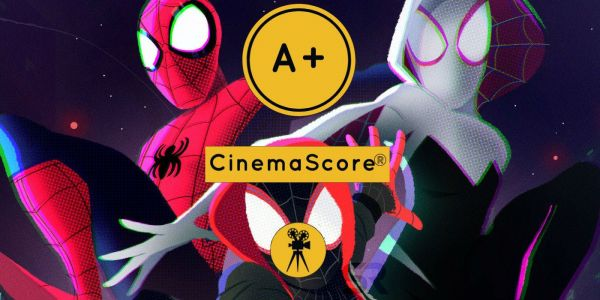 Spider-Man: Into the Spider-Verse Swings Its Way to an A+ CinemaScore