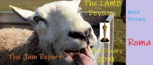 The LAMB Devours the Oscar 2019 - Best Picture - Roma