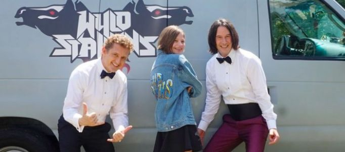 Sequel Bits: 'Bill & Ted Face the Music', 'Ghostbusters 2020', 'LEGO Jurassic World' & More