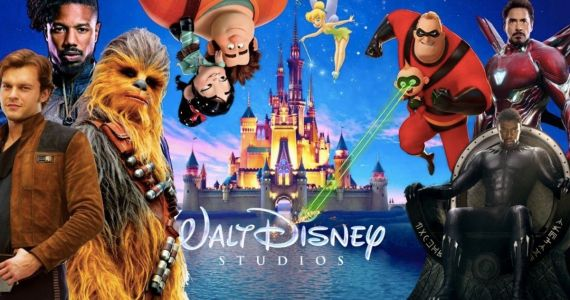 Disney Scores Another Record Breaking Year at the Box Office with $7B Worldwide