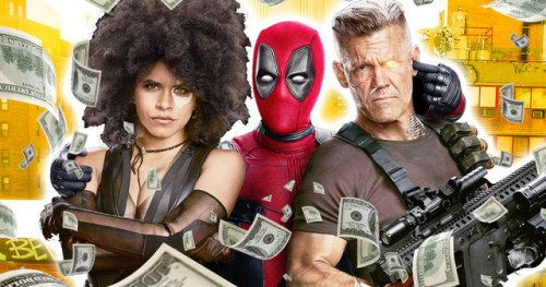 Deadpool 2 Sets an Overseas Record For a Huge $301 Million Global Opening