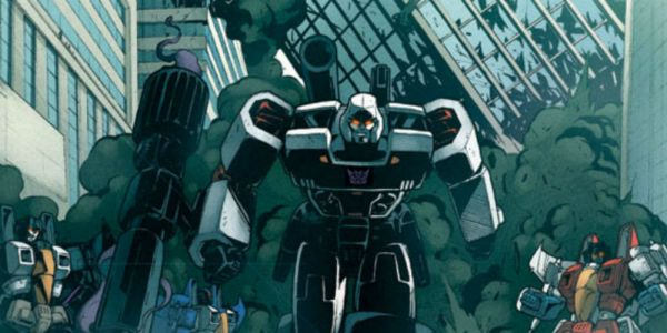 Bumblebee Cut G1 Megatron To Maintain Transformers Series Continuity