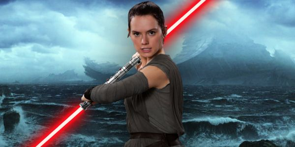 Star Wars 9: Rey's New Double-Bladed Red Lightsaber Explained