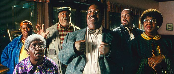 'Coming 2 America' Almost Had a Cameo by 'The Nutty Professor' Family the Klumps