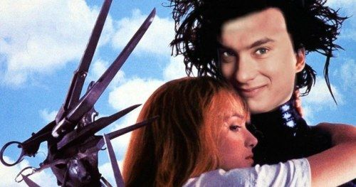 Johnny Depp Got Scared Tom Hanks Was Replacing Him as Edward