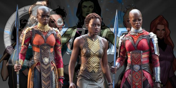 Black Panther's Women Are More Proof Marvel Should Make A-Force