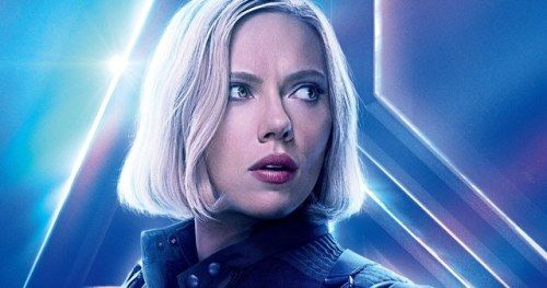 Scarlett Johansson Is 2018's Highest Paid Actress in the
