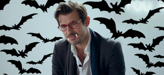 BBC 'Dracula' Series Asks Actor Claes Bang to Wear the Cape and Fangs