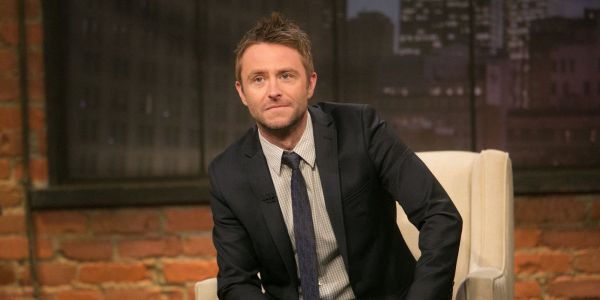 """Appreciative"" Chris Hardwick Returns To 'Talking Dead'; Co-EP + Others Quit"