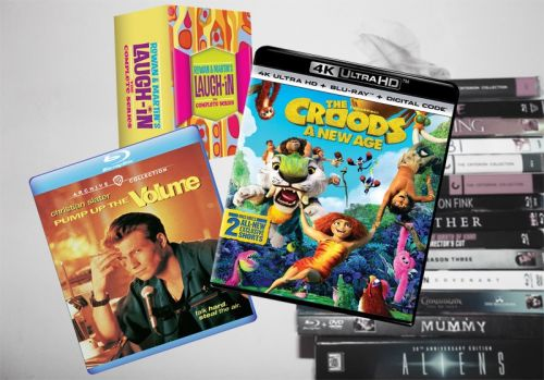February 23 Blu-ray, Digital and DVD Releases