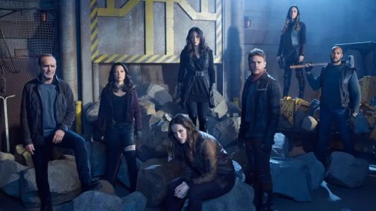 Marvel's Agents of SHIELD Wraps Production on Series Finale