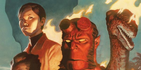 Exclusive: Hellboy is Heading to A Supernatural Jurassic Park