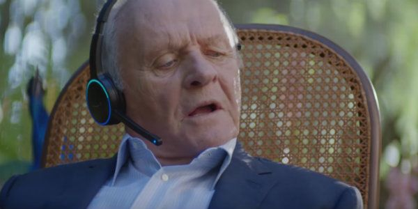Watch Anthony Hopkins And Gordon Ramsay Hilariously Voice Alexa In Amazon's Super Bowl Ad