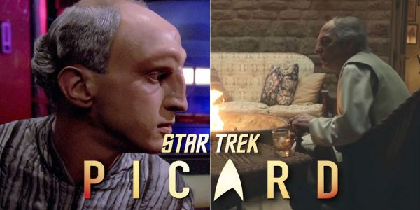 Star Trek: Picard Could Have A Hidden TNG Character Cameo