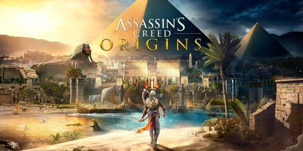 Assassin's Creed: Origins Launch Trailer is Here
