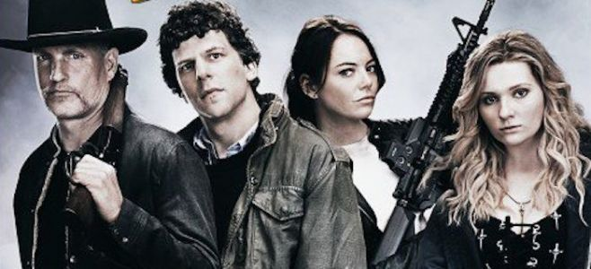 'Zombieland 2' Gets a First Poster, Adds Rosario Dawson