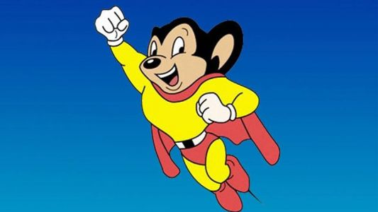 Mighty Mouse: Jon & Erich Hoeber to Script Adaptation of Classic Cartoon