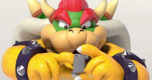 Man Named Bowser Becomes Nintendo President and Fans Are