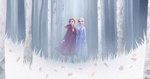 Frozen 2 Poster Drops at D23 Along with New DetailsDisney