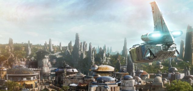 How Many People Will Get to Experience Disneyland's Star Wars: Galaxy's Edge Each Day?