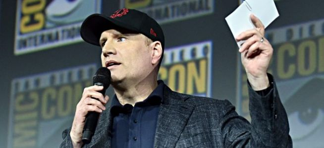 Daily Podcast: Kevin Feige Gains More Power at Marvel, Zoe Kravitz as Catwoman, The Matrix 4, and More