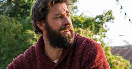 John Krasinski Is Writing A Quiet Place 2 Based on His Own