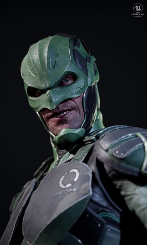 Green Goblin Fan-Art Features A More Practical Costume Design For The Classic SPIDER-MAN Villain