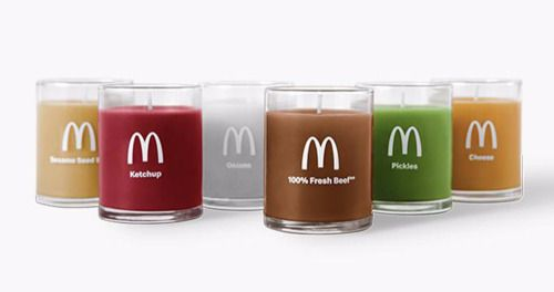 McDonald's Announces Burger-Scented Candles in Answer to