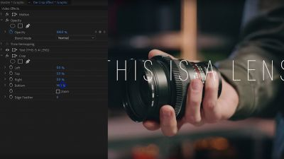 5 Creative Things You Can Do with the Crop Tool in Premiere Pro