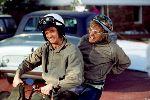 Jim Carrey's Best Line From 'Dumb and Dumber' Wasn't in the Script