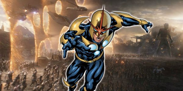 Avengers: Endgame Directors Jokingly Say Nova Was In Final Battle