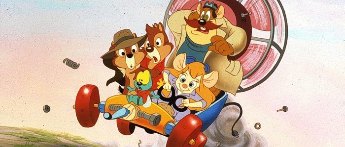 'Chip 'n Dale Rescue Rangers' Movie To Be Directed By The Lonely Island's Akiva Schaffer
