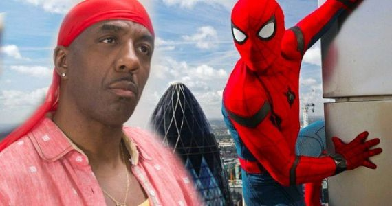 Spider-Man: Far from Home Gets Curb Your Enthusiasm Star J.B. Smoove