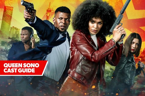 'Queen Sono' on Netflix: Your Guide to the Cast of This Spy Thriller