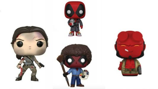 Funko New York Toy Fair Reveals Include Deadpool and More!