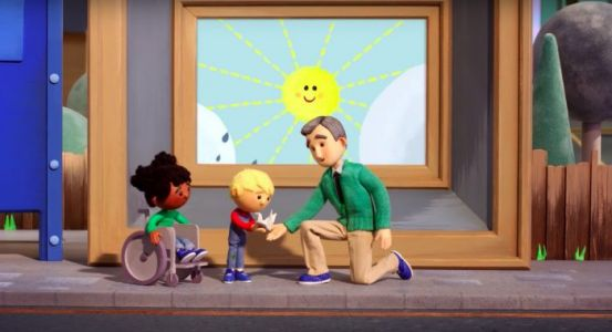 'Mister Rogers' Google Doodle Invites You To Be Its Neighbor