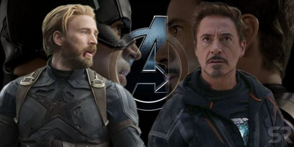 Avengers 4 Theory Means Iron Man & Captain America Don't Reunite On-Screen