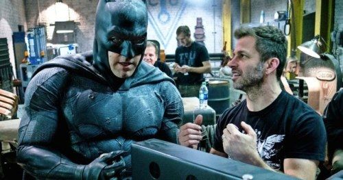 How Does Snyder Feel About Affleck Bailing as The Batman?Batman