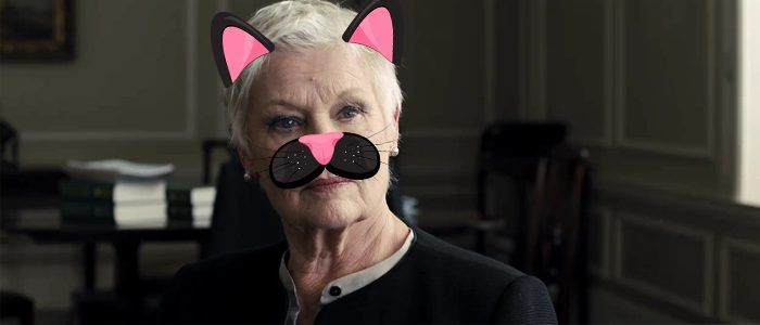 'Cats' Movie Adds Judi Dench as Gender-Swapped Old Deuteronomy