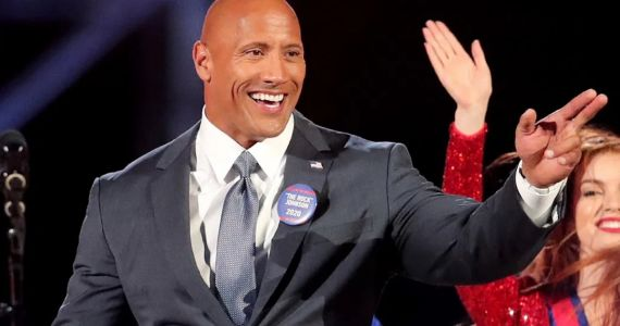 Nearly Half of America Supports The Rock Running for President, and He's Ready to Serve