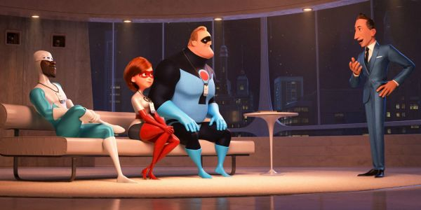 Incredibles 2 Projected For One of Pixar's Biggest Openings